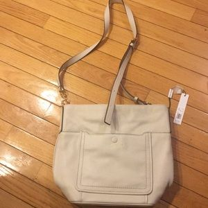 Marc Jacobs off white purse